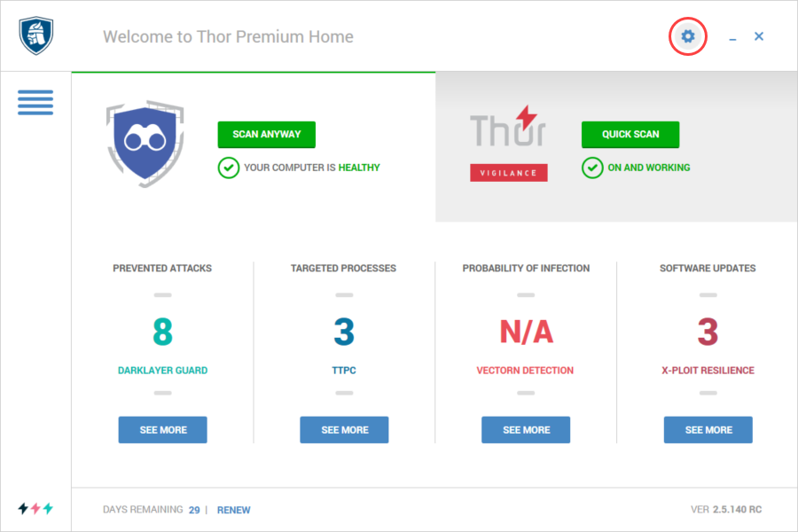 is thor antivirus any good