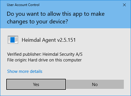 How To Install Thor Enterprise – Heimdal Security