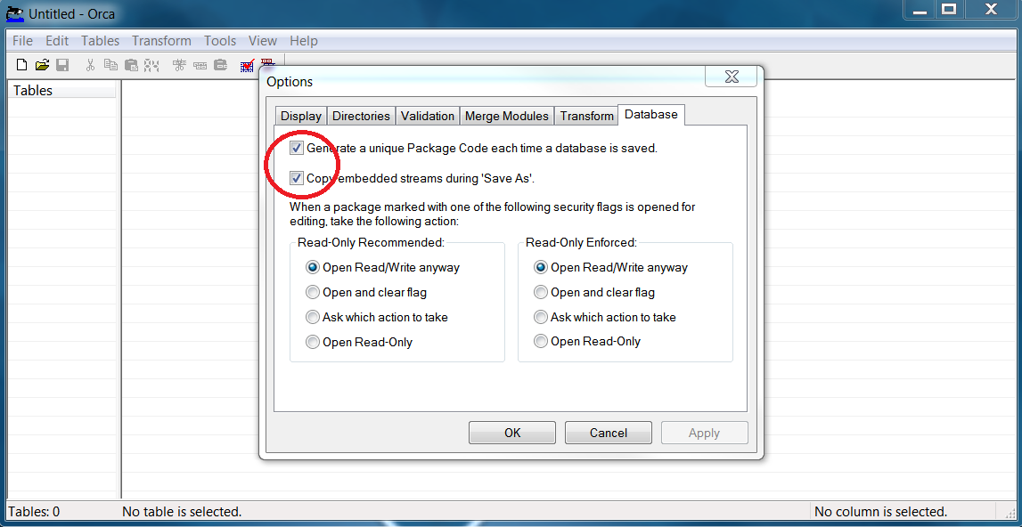 How To Include A Serial Key In The  MSI File Using Orca